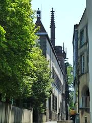 Rue Saint-Louis, Riom, Auvergne - Photo of Chappes