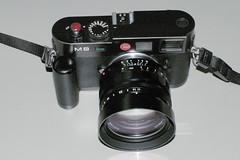 Nokton 50/1.1 on Leica M8 & Epson RD-1s