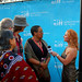 Red carpet interview at SIFF 2011