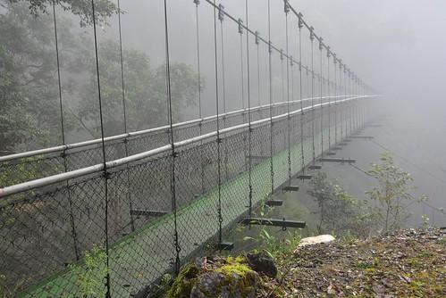 瓦拉米步道-瓦拉米吊橋