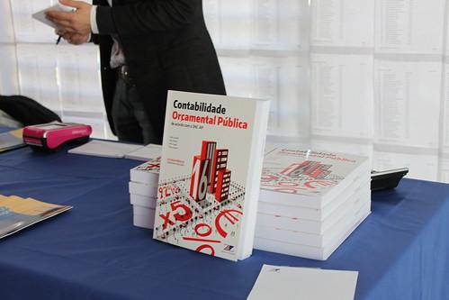 """Lançamento do livro """"Contabilidade Orçamental Pública Orçamental"""""""