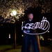 Light Writing by Lesault