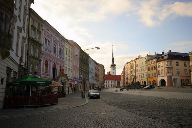 Olomouc. Czech Republic