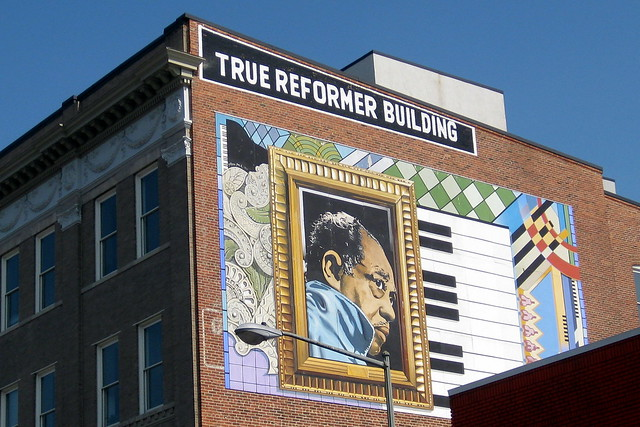 Washington DC - Shaw - U Street Corridor: True Reformer Building