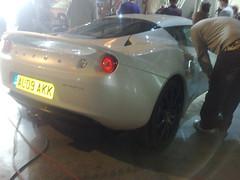 automobile, lotus, automotive exterior, wheel, vehicle, automotive design, lotus evora, bumper, land vehicle, luxury vehicle,