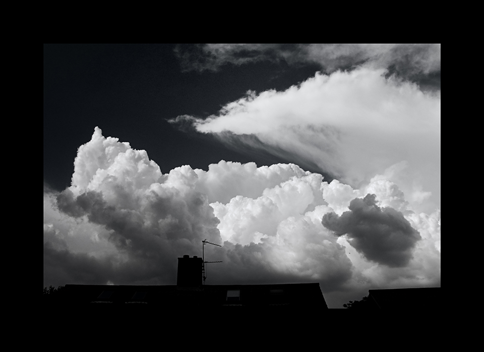 Clouds by Nicholas M Vivian