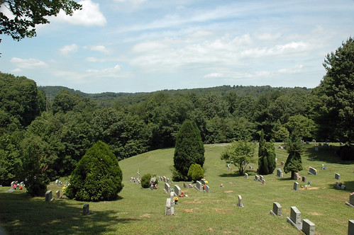 trees cemetery graveyard grass landscaping cemetary lawn headstones wv westvirginia tombstones markers gravestones sophia raleighcounty 25911 coalcity hotcoalcemetary