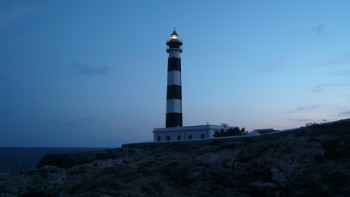 Faro Cap d'Artrutx Lighthouse