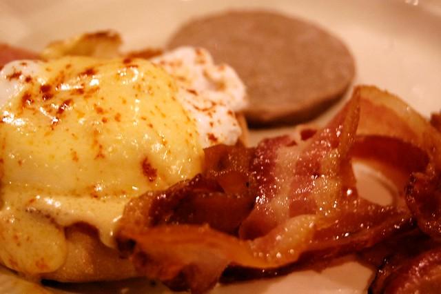 Eggs Benedict, Bacon, Turkey Sausage | Explore mhaithaca's p ...