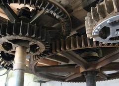 Holgate Windmill - stones floor machinery (1)