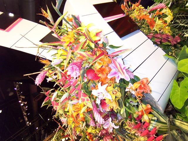2008 flower show entrance
