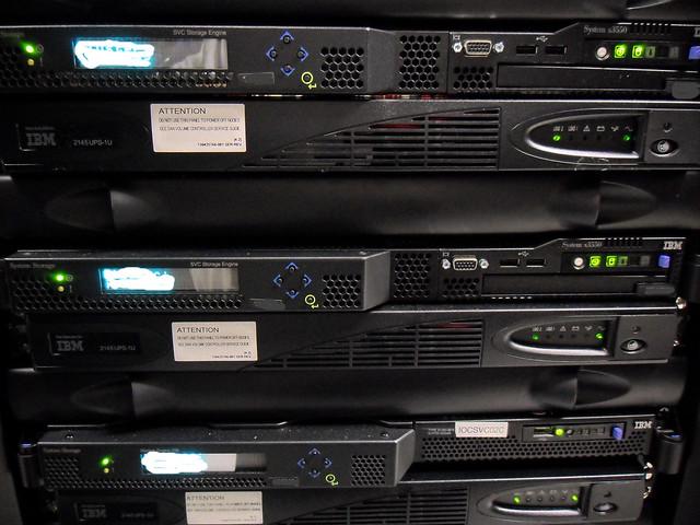 IBM SVC