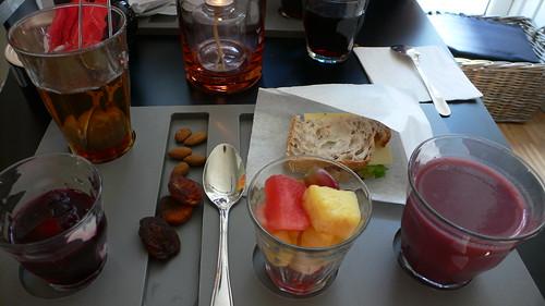 Breakfast at Ibsens Hotel, Copenhagen