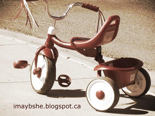 2012-09-14 Sidewalk trike