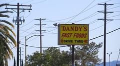 Dandy's Fast Foods — Chatsworth, California