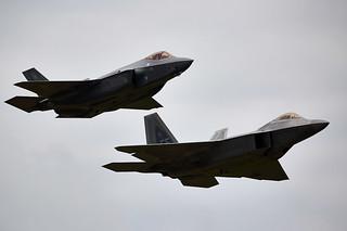 F-35 Lightning Formation