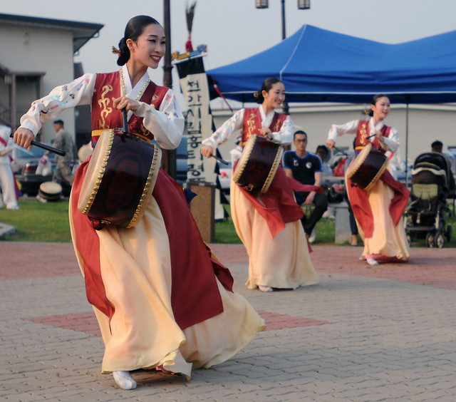 USAG-Humphreys celebrates Asian-Pacific Heritage Month from Flickr via Wylio