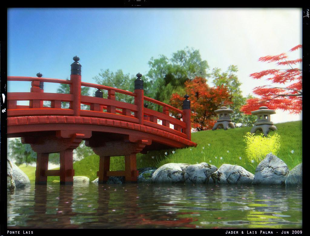Ponte Lais by Jader Palma
