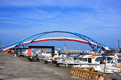 KH28永安漁港-彩虹橋