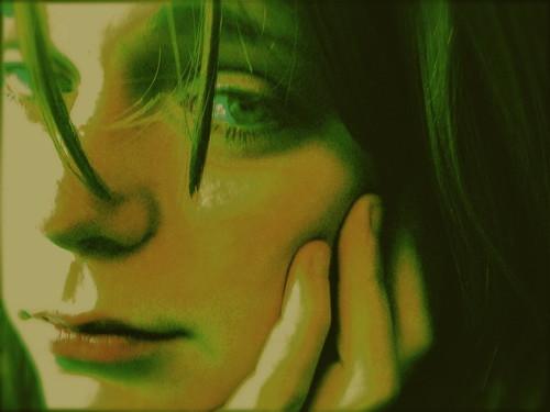 Girl in Despair