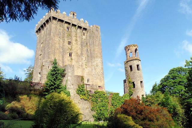 Blarney Castle, Cork, Ireland by Flickr CC Bill