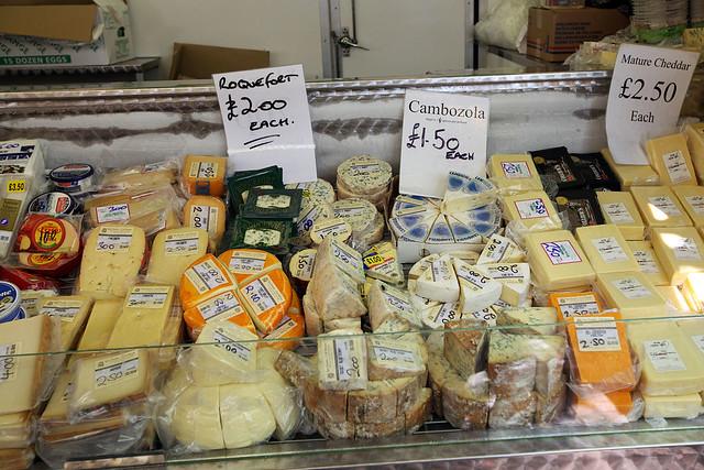 Salisbury cheeses