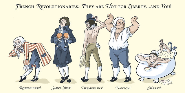 Revolutionary Hotties