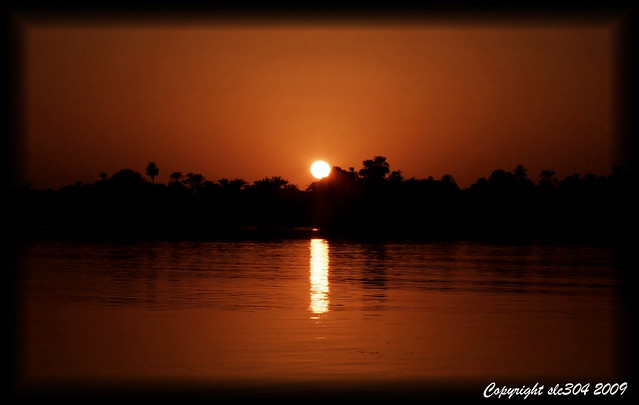 Egyptian sunset (Explore), Fujifilm FinePix F47fd