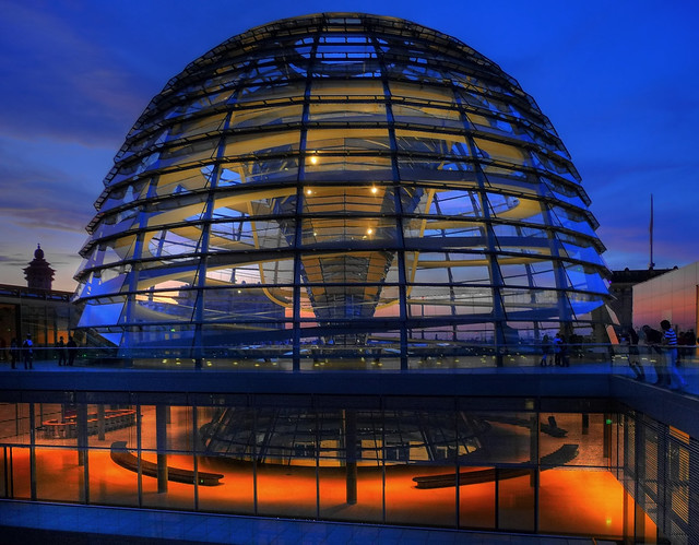 reichstag dome flickr photo sharing. Black Bedroom Furniture Sets. Home Design Ideas