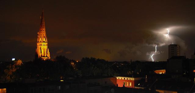 lightning - Blitz-Gewitter über Bochum #4