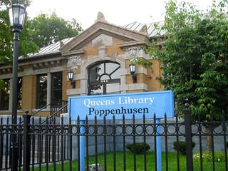 Poppenhusen Branch