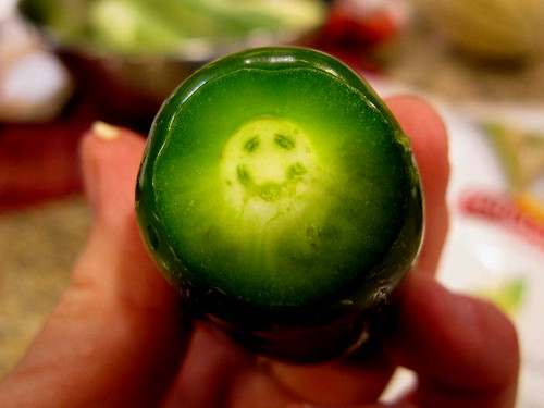 Happy Jalapeno