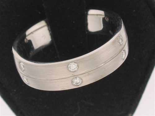 Gold Nugget Wedding Rings 89 Awesome White gold wedding band