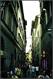 Back Street Florence