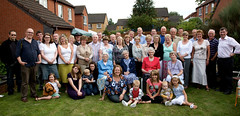 Scott Family Reunion - 16 August 2009