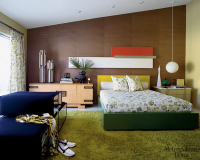 midcentury bedroom mid colorful ideas century decorating modern