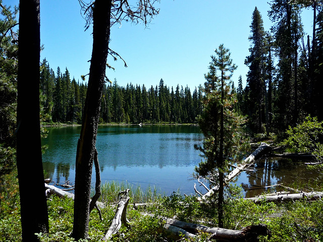 Badger Lake, Oregon | ...
