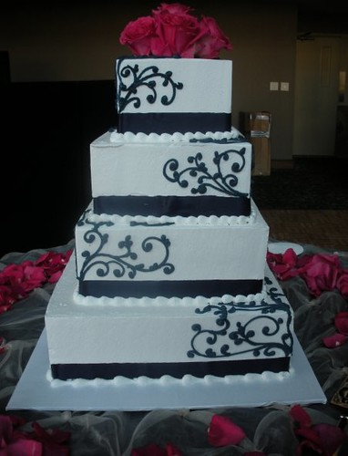 Filigree Designs for Cakes http://www.flickr.com/photos/39502511@N05/3897988107/
