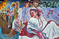 Mural in Del Rio