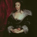 Henrietta Maria, Queen of England, wife of Charles I