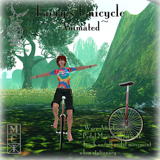 :+:SS:+: Faery's Unicycle ad
