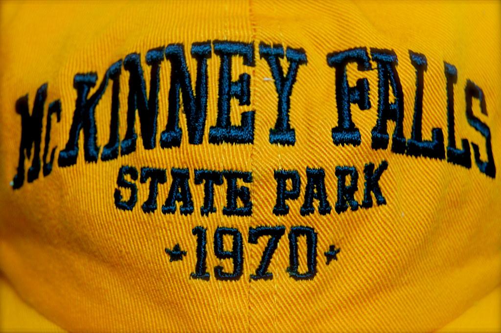 McKinney Falls State Park 1970