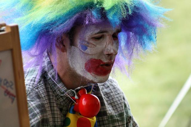 Clown 10-24-2009