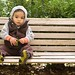 Rishi on the bench by snapshot chandra
