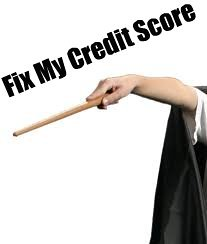 Credit Repair-fix my credit score