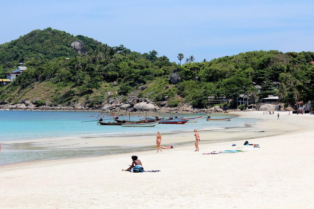 Haad Rin пляж
