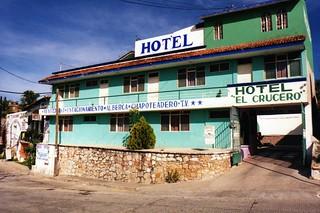 Hotel El Crucero