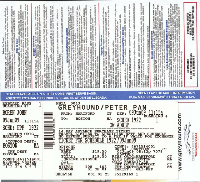 greyhound tickets