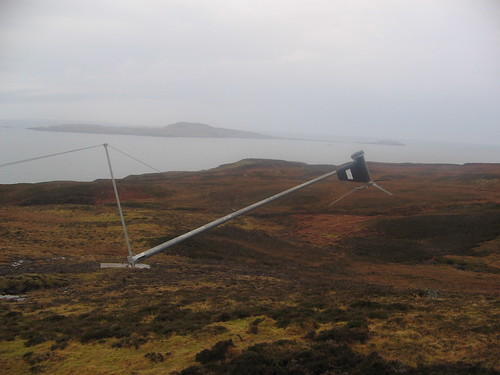 Isle of Eigg Windmill Maintenance