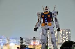 Odaiba Gundam 13